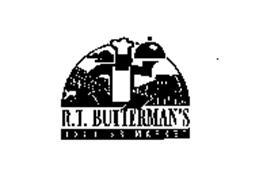 R.T. BUTTERMAN'S EXPRESS MARKET