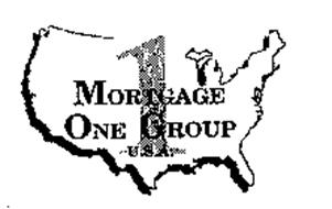 1 MORTGAGE ONE GROUP U.S.A.