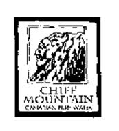 CHIEF MOUNTAIN CANADIAN PURE WATER