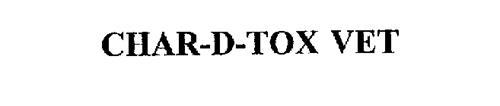 CHAR-D-TOX VET