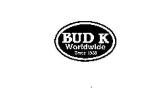 BUD K WORLDWIDE SINCE 1988