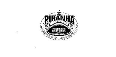 PIRANHA PREDATOR BATTERIES