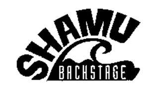 SHAMU BACKSTAGE
