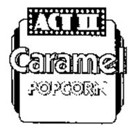 ACT II CARAMEL POPCORN