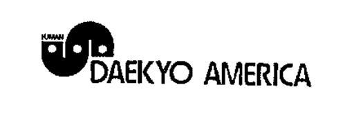 HUMAN DAEKYO AMERICA