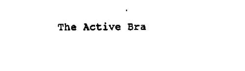 THE ACTIVE BRA