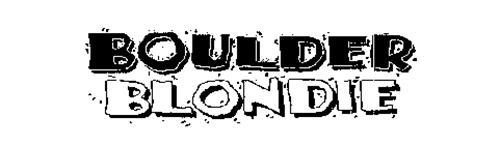 BOULDER BLONDIE