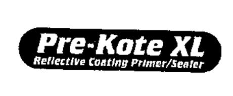 PRE-KOTE XL REFLECTIVE COATING PRIMER/SEALER