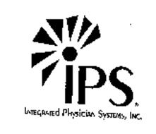 IPS INTEGRATED PHYSICIAN SYSTEMS, INC.
