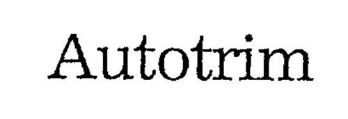 AUTOTRIM