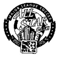 MAJOR LEAGUE SOCCER ALL STAR GAME NY/NJ MLS 1996