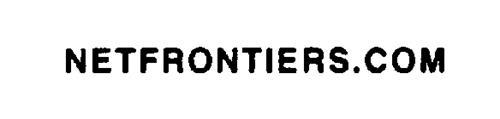 NETFRONTIERS.COM