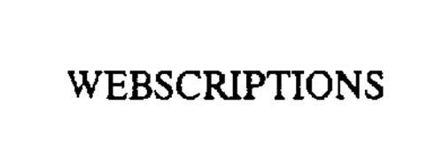 WEBSCRIPTIONS