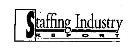 STAFFING INDUSTRY REPORT