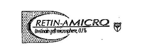 RETIN-A MICRO (TRETINOIN GEL) MICROSPHERE, 0.1% ORTHO