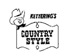 KETTERING'S COUNTRY STYLE