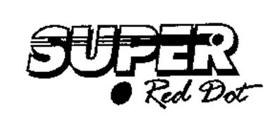 SUPER RED DOT