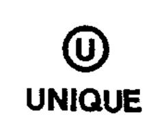 U UNIQUE