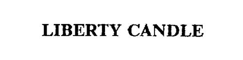 LIBERTY CANDLE
