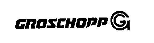 GROSCHOPP G