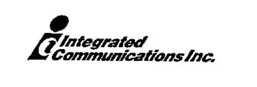 I INTEGRATED COMMUNICATIONS INC.