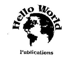 HELLO WORLD PUBLICATIONS