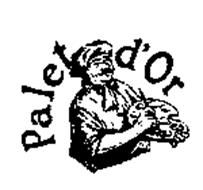 PALET D'OR