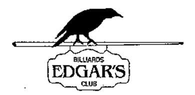 EDGAR'S BILLIARDS CLUB