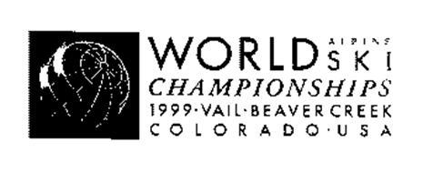WORLD ALPINE SKI CHAMPIONSHIPS 1999 VAIL BEAVER CREEK COLORADO U S A