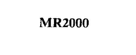 MR2000