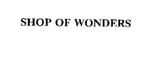 SHOP OF WONDERS