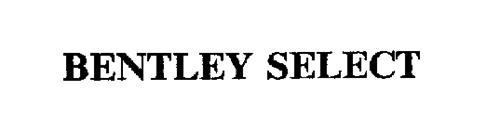 BENTLEY SELECT