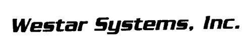 WESTAR SYSTEMS, INC.