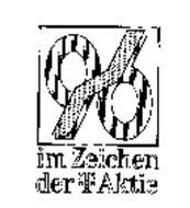 96 IM ZEICHEN DER-T-AKTIE