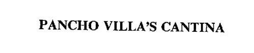 PANCHO VILLA'S CANTINA