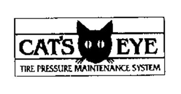 CAT'S EYE THE PRESSURE MAINTENANCE SYSTEM