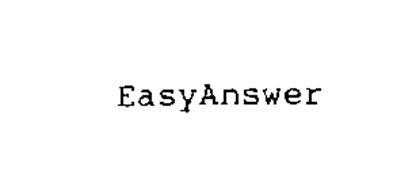 EASYANSWER