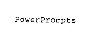 POWERPROMPTS