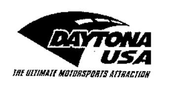 DAYTONA USA THE ULTIMATE MOTORSPORTS ATTRACTION