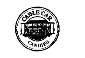 CABLE CAR CANDIES QUALITY CANDIES SINCE 1890