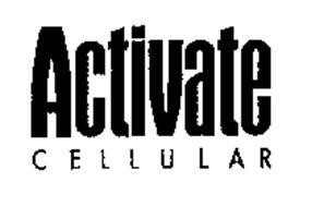 ACTIVATE CELLULAR