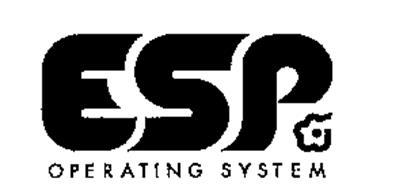ESP G OPERATING SYSTEM
