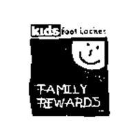 KIDS FOOT LOCKER FAMILY REWARDS
