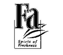 FA SPIRIT OF FRESHNESS
