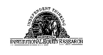 INDEPENDENT THINKING INSTITUTIONAL EQUITY RESEARCH MESIROW FINANCIAL