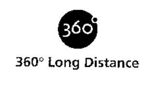 360 LONG DISTANCE