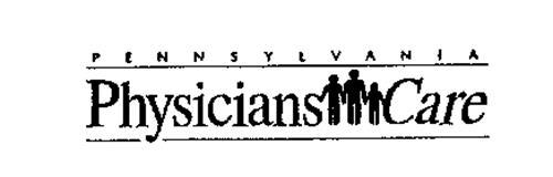PENNSYLVANIA PHYSICIANS CARE