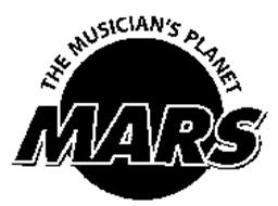 MARS THE MUSICIAN'S PLANET