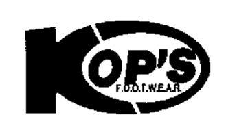 KOP'S F.O.O.T.W.E.A.R.