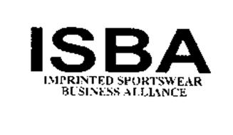 ISBA IMPRINTED SPORTSWEAR BUSINESS ALLIANCE